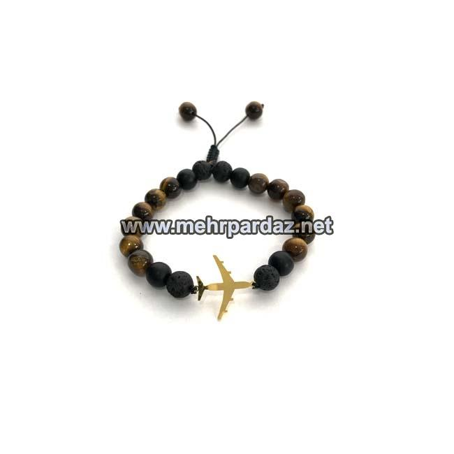 Airplane Stone Bracelet - Type R