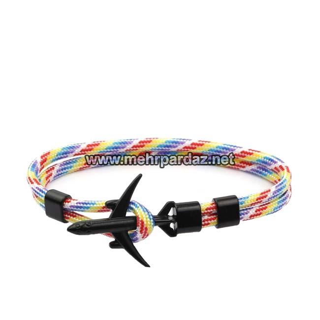 Airplane Anchor Bracelet - Type M