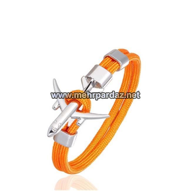 Airplane Anchor Bracelet - Type N