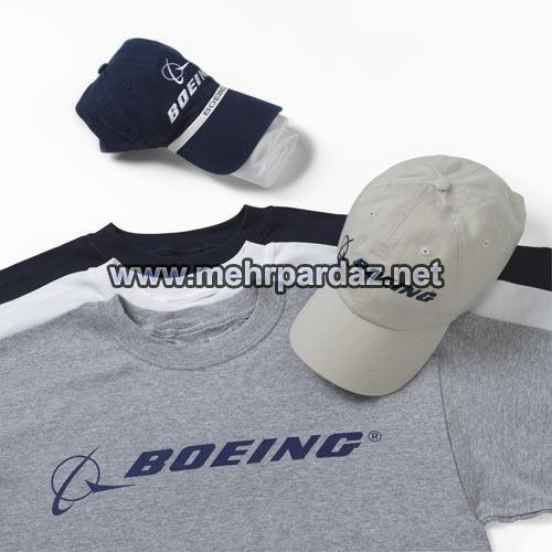 Boeing Signature Hat/Tee Set