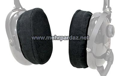 ASA AirClassics HS-1A Cloth Earseal Covers