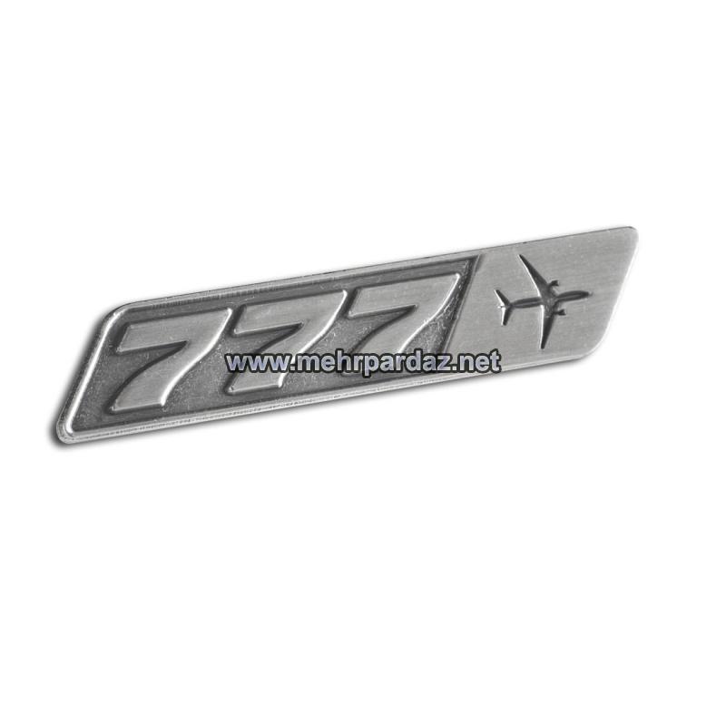 B777  Top View Pin