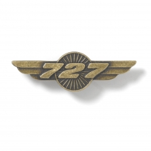 B727 Wings Pin