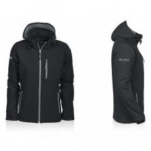 Airbus Women Hooded Softshell Zipped Jacket