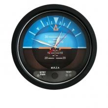 Horizon Wall Clock 12in