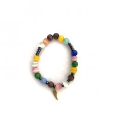 Wing Stone Bracelet - Type F