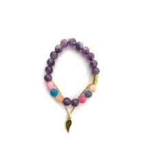 Wing Stone Bracelet - Type G