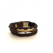 Airplane Leather Bracelet - Type F