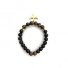 Airplane Stone Bracelet - Type K