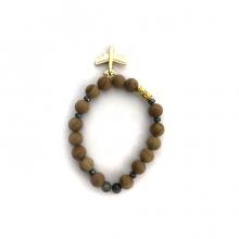 Airplane Stone Bracelet - Type L