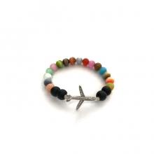 Airplane Stone Bracelet - Type P