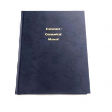 Instrument Commerical Manual