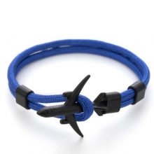 Airplane Anchor Bracelet - Type A
