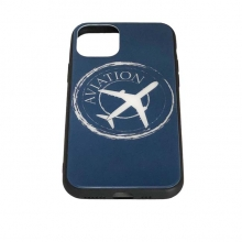 Blue Aviation Cellphone Case