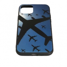 Sky Plane Cellphone Case