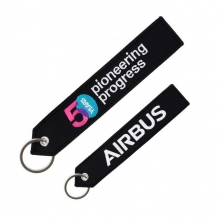 Airbus 50 Years Keyring - Limited Edition