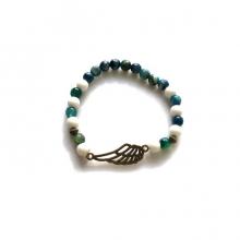 Wing Stone Bracelet - Type I