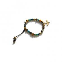 Airplane Stone Bracelet - Type W