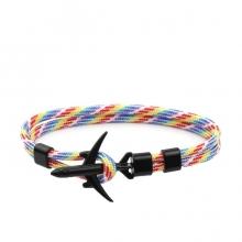 Airplane Anchor Bracelet - Type M