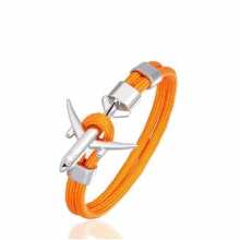 Airplane Anchor Bracelet - Type N