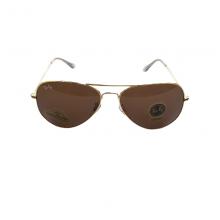 Ray-Ban HQ Aviator Sunglasses - Brown