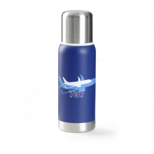B737 Shadow Graphic Thermos