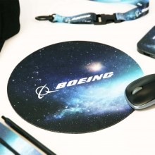 Boeing Galaxy Mousepad