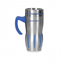 Boeing Jet Engine With Handle Stainless Steel Tumbler