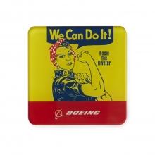 Boeing Retro Rosie Magnet