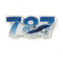 787 Sky Pin