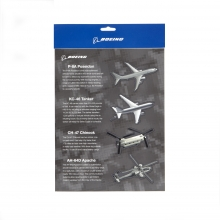 Boeing Aircraft Adventure Magnet