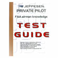 Jeppesen Private Pilot FAA Test Guide