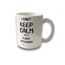 I am a Flight Attendant Mug