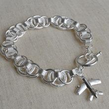 Tiffany Style Bracelet - Large
