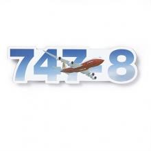 747-8 Sky Magnet