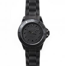 Boeing Black Silver Logo Watch