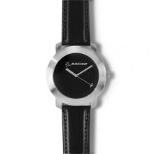 Boeing New Men Rotating Watch - Silver