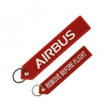 Airbus RBF Keyring - Red
