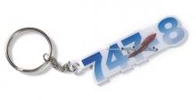 B747 Sky Keychain
