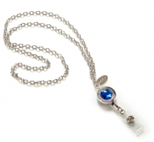 Boeing Necklace Lanyard and Badge Reel