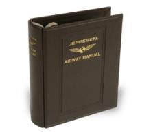 Jeppesen Airway Manual Binder