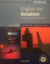 English for Aviation Book