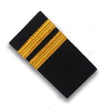 ریت دو خط خلبانی طلایی - بلند