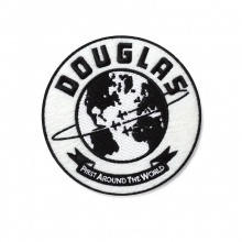 Douglas Heritage Patch