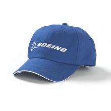 Boeing Blue Logo Hat