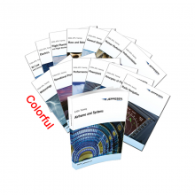 Jeppesen EASA ATPL Manuals Complete Set - Colorful