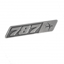 787 Top View Pin