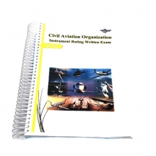 Instrument Rating Written Exam Book