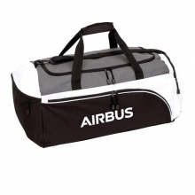 Airbus Sport Bag - Black/Gray