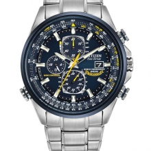 Citizen Blue Angels World Chrono A-T Eco Drive